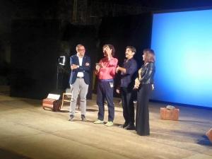 teatro Nino Croce di Valderice Sergio Vespertino