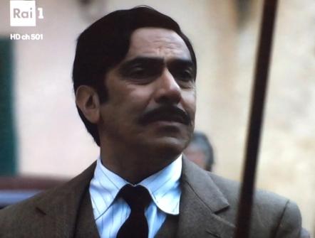 """Foto tratta dal IV episodio della  Fiction """"La mafia uccide solo d'estate"""""""