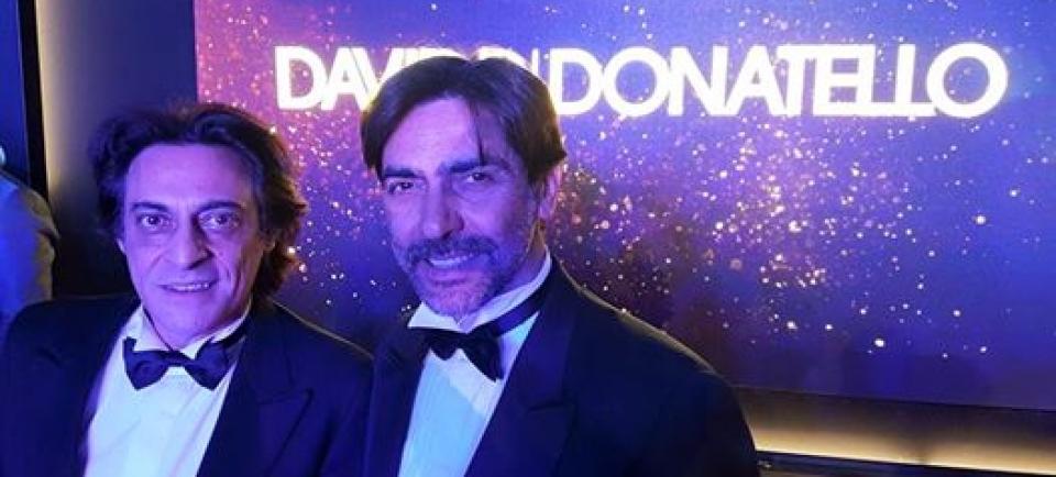 GRANDI ATTORI SICILIANI IN UN GRANDE FILM - IN GUERRA PER AMORE - PIF PREMIATO AL DAVID DI DONATELLO